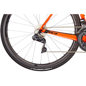 Cervélo R3 Ultegra Di2 8050 orange/blue